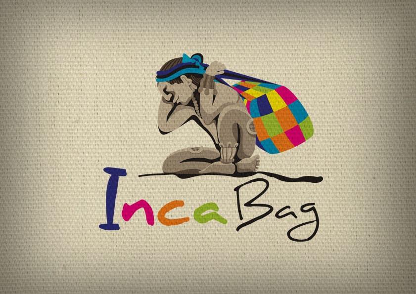 Entrada de concurso de Photoshop #106 para Inca Bag Logo