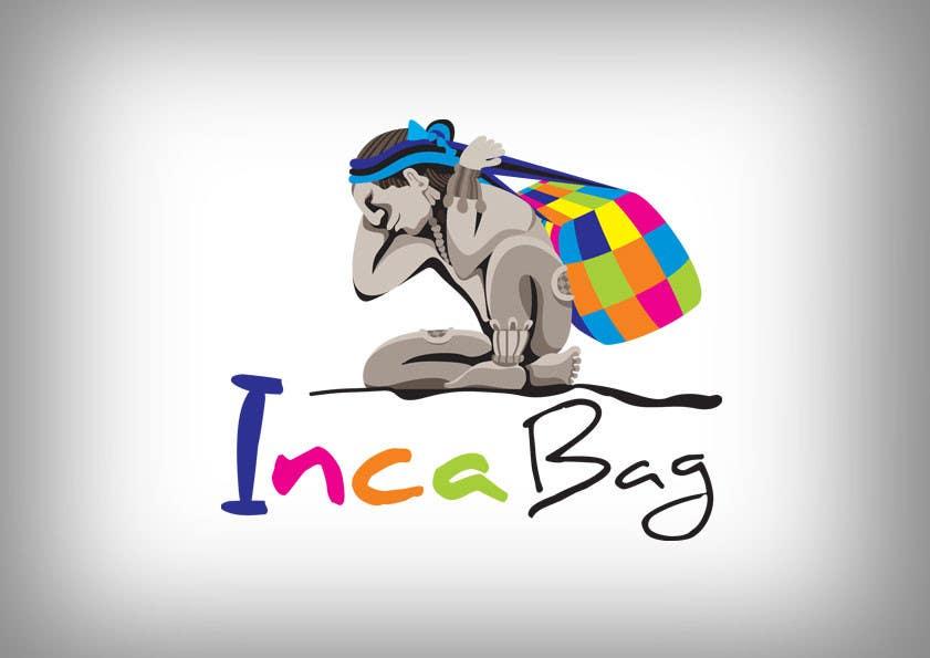 Photoshop Contest Entry #106 for Inca Bag Logo
