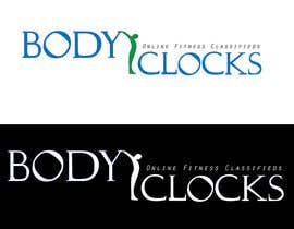 nº 88 pour Logo Design for BodyClocks par lmsolonynko