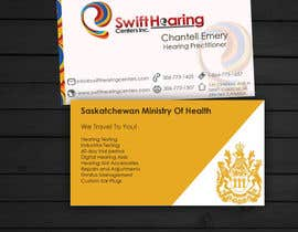 #3 for Design some Business Cards for a Hearing Company af sumaiya24