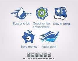 javier1rosari tarafından Create icons that describe our product benefits için no 14