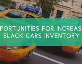 #13 для Create a PPT presentation about the Taxi Industry от webubbinc