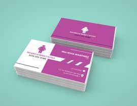 #27 untuk Diseño Tarjeta de presentación Ropa Femenina/ Design a Card (female clothes) oleh adilnub