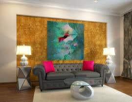 #42 cho Do some 3D Modelling for interior living room wall bởi pawangarud