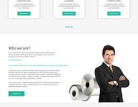 #3 for Design a Website layout for an innovative technology company by webmastersud