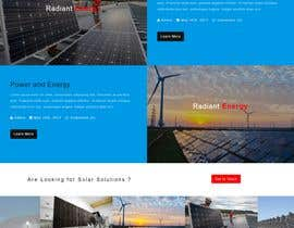 #8 for Design a Website layout for an innovative technology company by shweta146