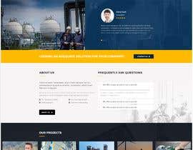 #1 for Design a Website layout for an innovative technology company by sascristian