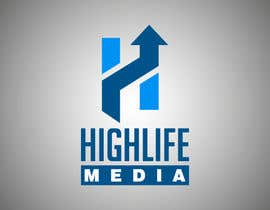 #484 for Logo Highlife Media by TimNik84