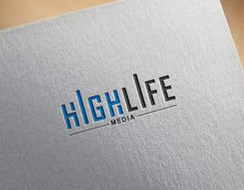 #452 for Logo Highlife Media by JenyJR