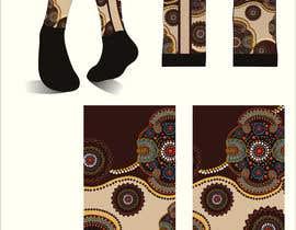 Nro 10 kilpailuun Silky Socks Design Contest - Instagram Sock Design käyttäjältä dulhanindi
