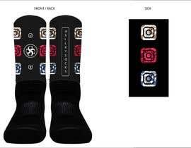 Nro 24 kilpailuun Silky Socks Design Contest - Instagram Sock Design käyttäjältä bendeladesign