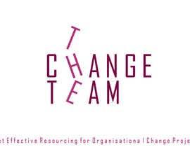 nº 72 pour Design a Logo for 'The Change Team' par shahSiddikey