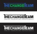 Proposition n° 54 du concours Graphic Design pour Design a Logo for 'The Change Team'