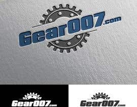 #22 for Logo for Gear007.com in AI format af andryod