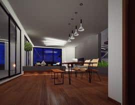 #39 for Interior/Exterior Design of existing Floor plan by DesignArh