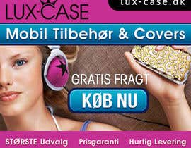 #64 untuk Banner Ad Design for Online shop selling mobile phone accessories oleh MishAMan