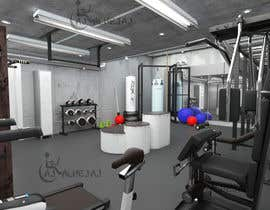 AjAlhejaj tarafından 3D-Modelling a hobby cellar gym for product promotion için no 14