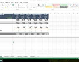 #5 for Excel Cashflow (daily,weekly and monthly) - Deadline to finish 3 days by nickret16