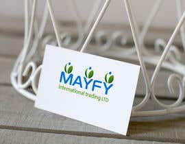 #277 for Mayfy International trading LTD. Logo Design 1A by softdesign93