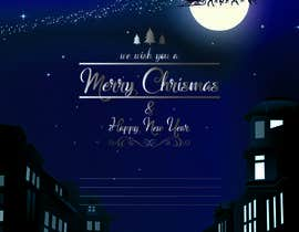 #7 for Digital Animated Corporate Christmas Card af marcusjune