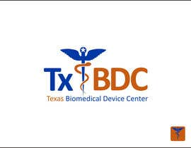 nº 57 pour Logo Design for Texas Biomedical Device Center par astica