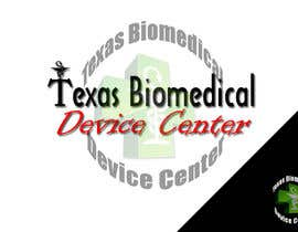 #50 pentru Logo Design for Texas Biomedical Device Center de către EURLAMINE