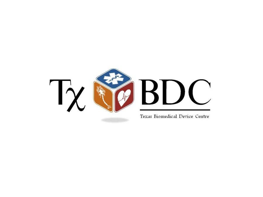 #49 for Logo Design for Texas Biomedical Device Center by mobaomiu