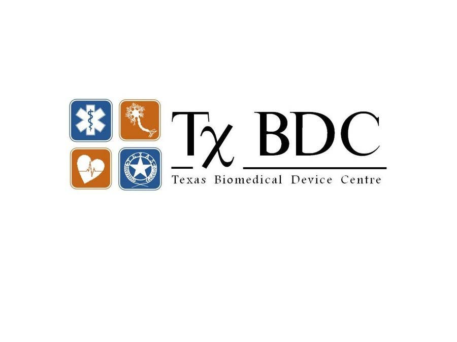 #47 for Logo Design for Texas Biomedical Device Center by mobaomiu