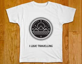 #86 for Design a T-Shirt for traveling lovers by sajjadmohmed