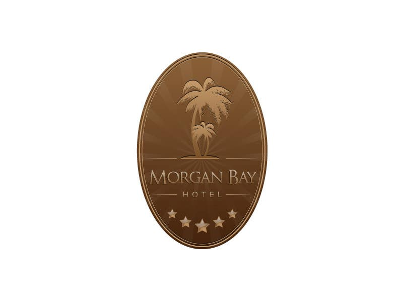 Konkurrenceindlæg #31 for Logo Design for Morgan Bay Hotel