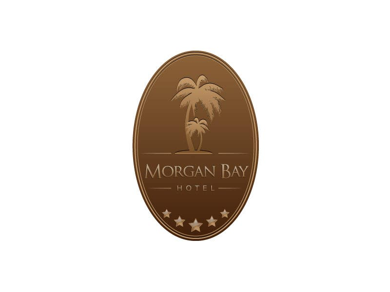 Konkurrenceindlæg #30 for Logo Design for Morgan Bay Hotel
