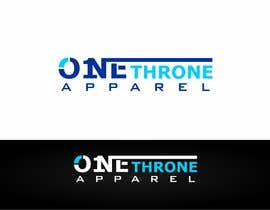 #34 for ONE Throne work out pants (logo) by isyaansyari