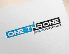 #24 for ONE Throne work out pants (logo) by IMRANNAJIR514