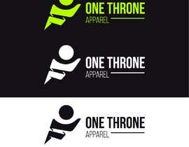 #30 for ONE Throne work out pants (logo) by marcoosvlopes