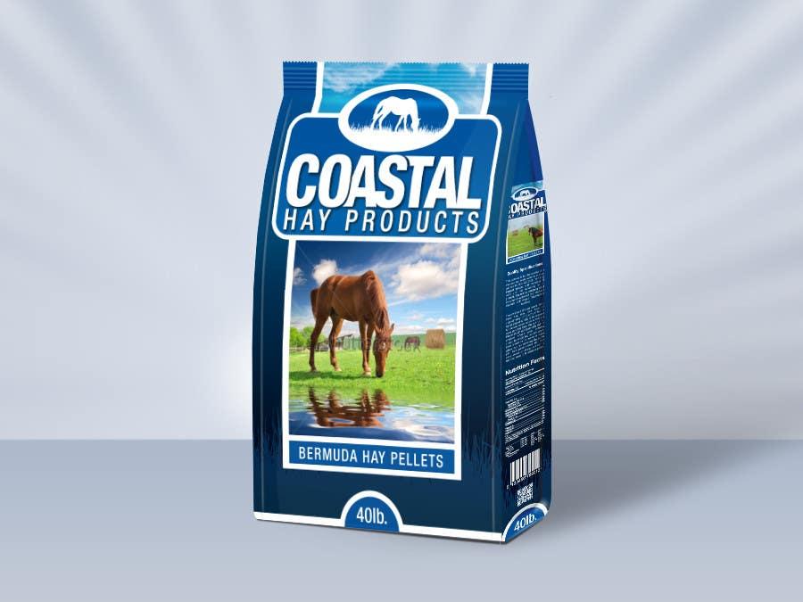 Bài tham dự cuộc thi #29 cho Print & Packaging Design for Coastal Hay Products, Inc.