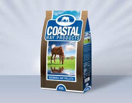 #28 para Print & Packaging Design for Coastal Hay Products, Inc. por jtmarechal
