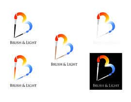 "#90 cho I need a Logo for ""Brush n Light"" enterprise (bodypainting services) [selected within 7 days] bởi PeecoDesignCo"