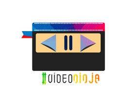 #28 for Create a logo! Video Ninja by ivannyjimenez
