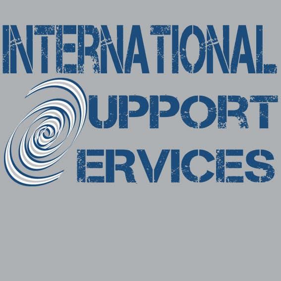 Konkurrenceindlæg #56 for Logo Design for ISS