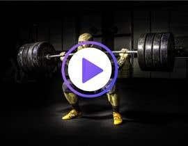 Shubham102 tarafından Create a start workout button for a fitness app için no 26