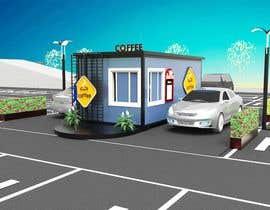 Číslo 30 pro uživatele Drive-Thru Container Cafe Restaurant od uživatele Arkhitekton007