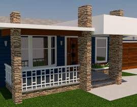 Nro 29 kilpailuun Need color scheme for exterior of house remodel käyttäjältä arqfernandezr