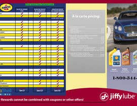 #6 para Brochure Design for My Jiffy Lube por ewdpl