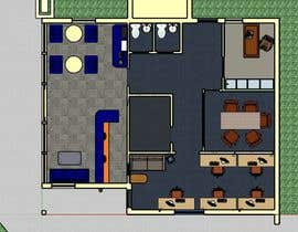 IhorKozodoy tarafından Small Motel Lobby & Staff Offices için no 8