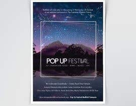 #31 for Poster - Pop Up Festival of Music, Food and Art by Medelazery
