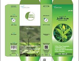 #29 for Design for Anti-Lice shampoo box by bevutihalder90