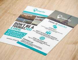 Nro 3 kilpailuun Design a Flyer for a travel startup käyttäjältä rizoanulislam