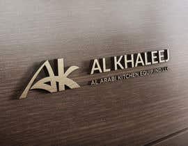 #106 for Design a logo for AL KHALEEJ by raufn99