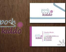 #19 cho Design Business Card & Logo for Posh Kiddo bởi GhaithAlabid