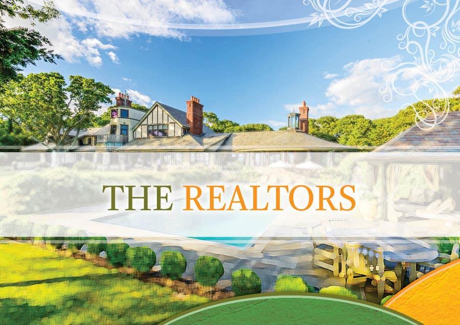 Bài tham dự cuộc thi #                                        13                                      cho                                         Design a Brochure for Real Estate